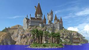 Hogwarts by Hogwarts In Minecraft Trailer 2 Youtube