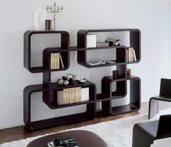 Modern Wood Furniture Design Books Furniture Exciting Target Bookcases With Brown Wooden Material