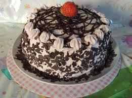 strawberry choclate mocha dream cake recipe just a pinch recipes