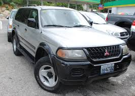 mitsubishi montero sport 1999 cars for sale by owner in haiti 2001 mitsubishi montero sport