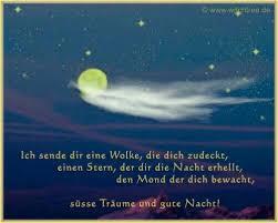 schöne träume sprüche ich wünsche euch noch einen schönen abend und später eine gute