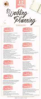 wedding planning schedule timeline for wedding planning wedding