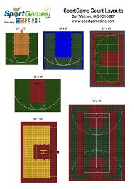 Sports Courts For Backyards Backyard Courts Sportgames
