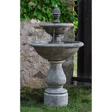 Water Fountain For Backyard - outdoor home fountain rock fountain outdoor large front yard