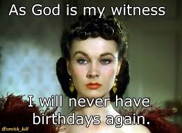 Gone With The Wind Meme - bill s friday funnies top 10 iconic movie quotes turned into