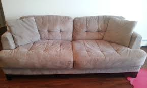 Ikea Blanket Sofa Couch 2 Cushions From Leon U0027s Furniture Free Ikea Blanket