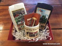 Coffee Gift Basket Our Organic Coffee Gift Baskets Muddy Waters Coffee Company