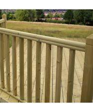 Deck Handrail Decking Handrail Ebay