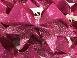 not without a bow u2013 custom unique u0026 affordable cheer bows