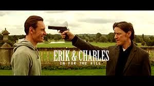X Men Kink Meme - erik charles going in for the kill erik charles community x