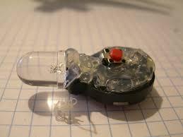 make a mini led light 5 steps