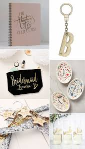 best bridesmaids gifts best 25 personalised bridesmaid presents ideas on