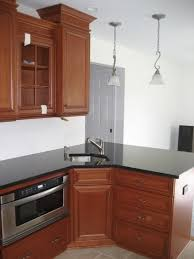 Cornersink Cabinet Or For  Undermount - Corner sink kitchen cabinets