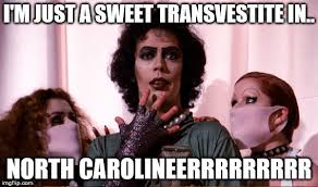 Transvestite Meme - because common sense that s why imgflip