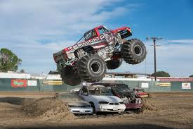 la county fair monster truck monster jams and demolition derbies are a real smash daily news
