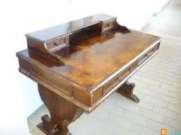 bureau en bois ancien bureau ancien en bois bureau bois ancien par sa forme 1950