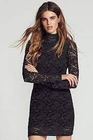 sleeved black dress bodycon dresses lace sleeve more free
