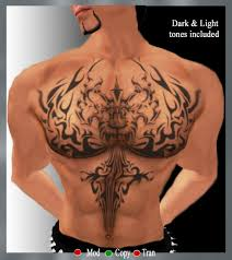 second marketplace platinum tattoos by punchie gumbo
