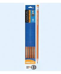 classmate pencil classmate rubber tipped pencil 10pcs ebikana online shopping