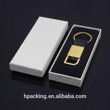 box keychain white black key chain packaging box buy paper key chain packing