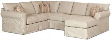 Modern Slipcovered Sofa by Sectional Slipcovered Sofa With Chaise Best Kind Modular Leather