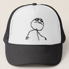 Like A Boss Know Your Meme - custom know your meme hats caps zazzle co uk