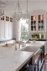 marble kitchen islands best 25 marble countertops ideas on white marble