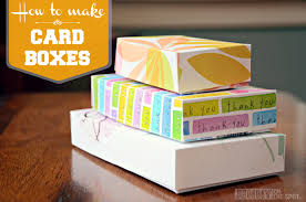 Box Birthday Cards How To Make A Birthday Card Organizer And Card Box Jenny On The
