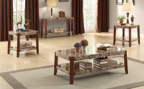 High Coffee Tables Marble Top Coffee Table Design