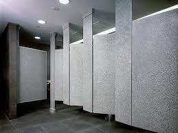 Bathroom Dividers Mcdonald U0027s Time Square Champion Partitions By Evans U0026 Paul Llc