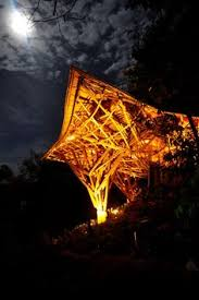 The Origami Inspired Folding Bamboo House Inhabitat Sustainable Design Innovation Eco - the origami inspired folding bamboo house bamboo house green