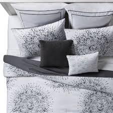 Target Black And White Comforter Bedding Sets Target