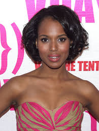 kerry washington short hairstyles kerry washington hair