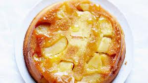 cuisine sans oeufs gâteau aux pommes sans oeufs facile et pas cher recette sur