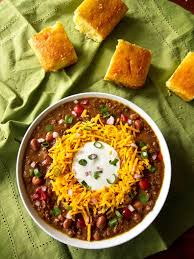 chili cuisine instant pot chili dried beans paint the kitchen