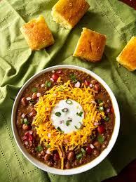 chili cuisine instant pot chili dried beans paint the kitchen