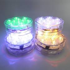 Submersible Led Light Centerpieces by Us 19 99 Remote Controlled Rgb Submersible Led Lights Aaa
