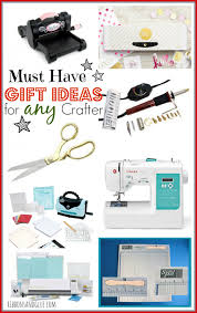 ten must gift ideas for crafters