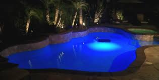 Pool Landscape Lighting Ideas by Ideas About Rectangle Above Ground Pool On Pinterest Intex