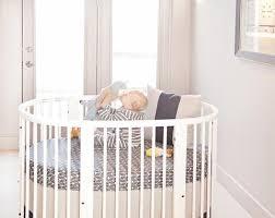 Stokke Mini Crib Oilo Stokke Sleepi Finn Crib Sheet Charcoal