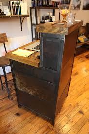 Hairdressing Reception Desk Salon Furniture Salon Reception Desk Salon Storage Desk