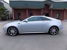 2011 cadillac cts performance coupe 2011 cadillac cts 3 6l performance 2dr coupe in houston tx