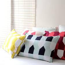 grand coussin pour canapé coussin pour canapé carré à motif en tissu grand octave by