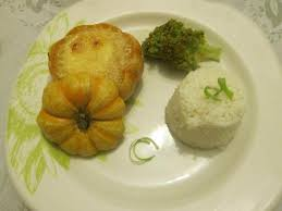 cuisine premier prato principal posta de pacu com creme de alho picture of