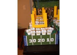 25 best football centerpieces images on pinterest football