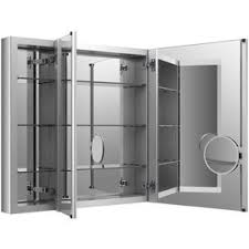 recessed mirrored medicine cabinets for bathrooms shop medicine cabinets at lowes