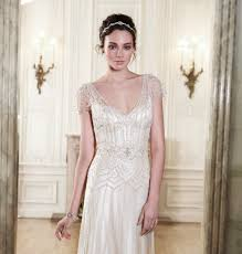 vintage wedding dresses great gatsby inspired wedding dresses to fall in with
