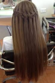 homecoming hair braids instructions this hairstyle is parted down the middle at the front section but