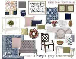color lovers 10 bloggers 10 room makeovers dining room refresh