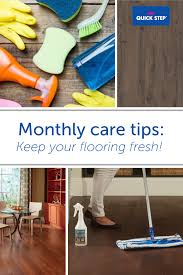 tips for monthly laminate floor care style